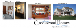 Creekwood Homes Facebook cover image