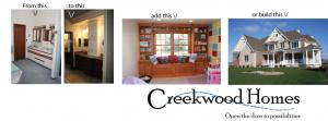 Creekwood Homes Facebook cover image
