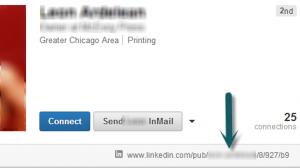 Duplicate account on LinkedIn 2