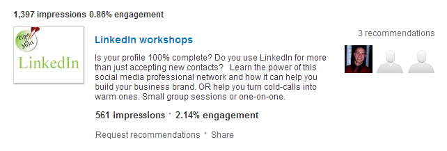 Use LinkedIn Products to your company's advantage.