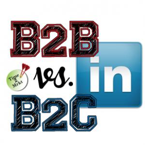 B2BvsB2C Linkedin - Time2Mrkt