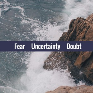 Good Customer Service  overcomes Fear Uncertainty Doubt