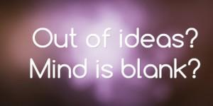 Mind is Blank