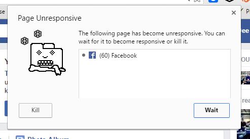 Social Media - Facebook Fail