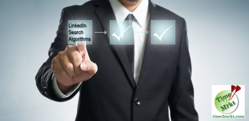 LinkedIn Search Algorithms